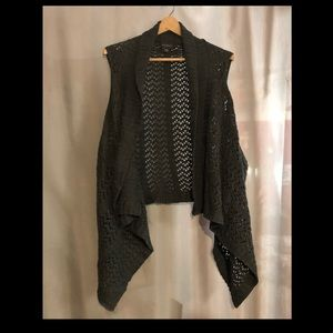 26/28 Lane Bryant Sweater Vest